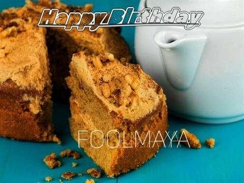Happy Birthday Foolmaya