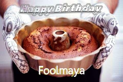 Wish Foolmaya