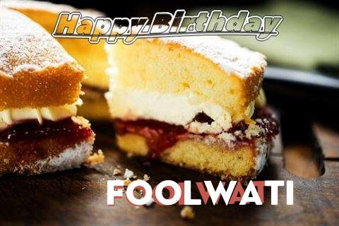 Happy Birthday Cake for Foolwati