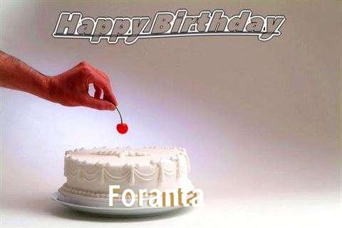 Foranta Cakes