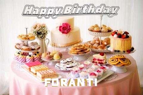 Foranti Birthday Celebration