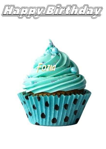 Happy Birthday to You Fozia