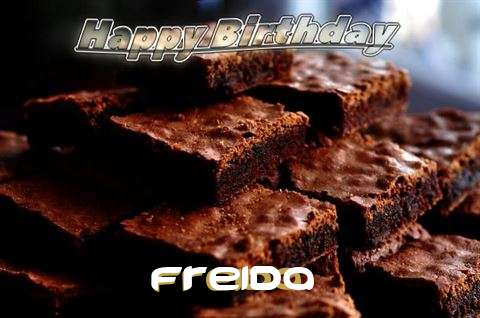 Birthday Images for Freida
