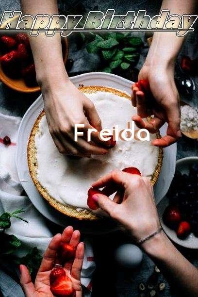 Freida Birthday Celebration