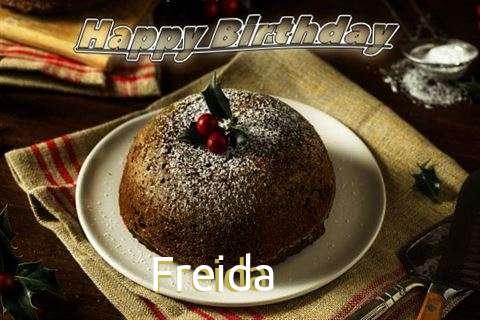 Wish Freida