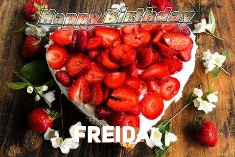 Freida Cakes