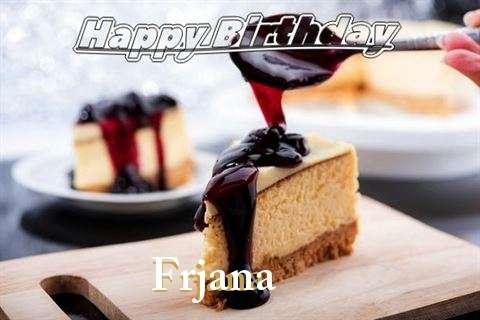 Birthday Images for Frjana
