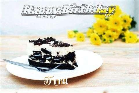 Frra Cakes