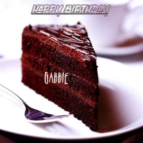 Happy Birthday Gabbie