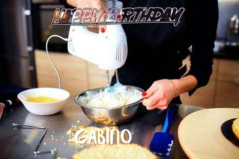 Happy Birthday Gabino
