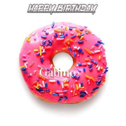 Birthday Images for Gabino