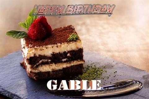 Gable Cakes