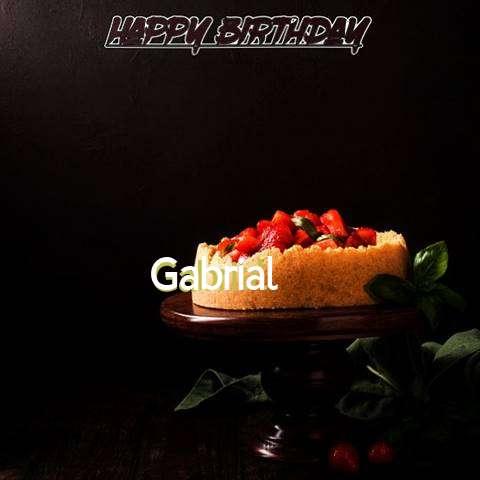 Gabrial Birthday Celebration