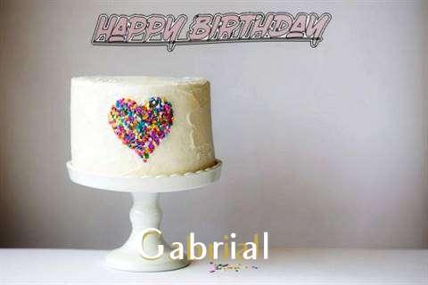 Gabrial Cakes