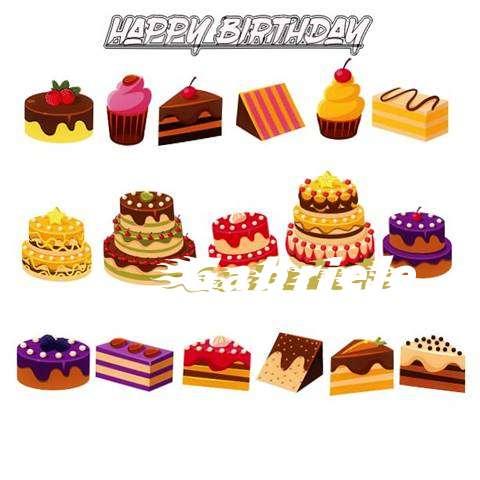 Happy Birthday Gabriele Cake Image