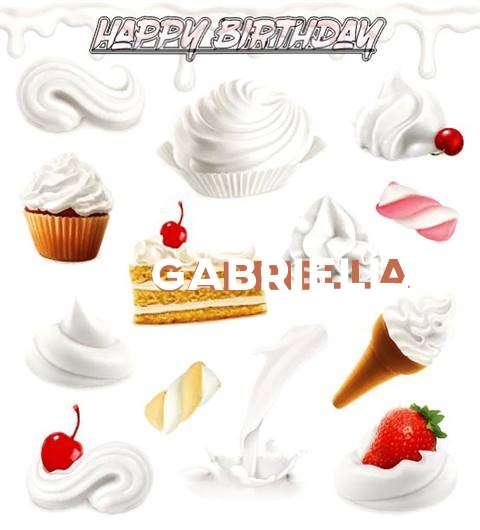 Birthday Images for Gabriella