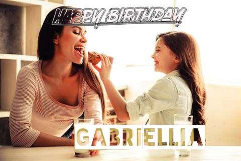 Gabriellia Birthday Celebration