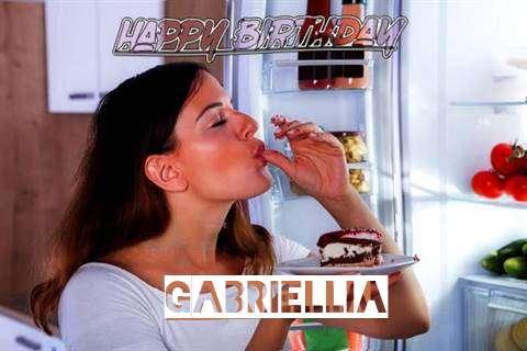 Happy Birthday to You Gabriellia