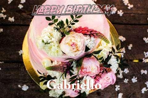 Gabriello Birthday Celebration