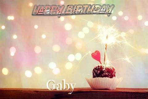 Gaby Birthday Celebration