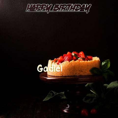 Gadiel Birthday Celebration