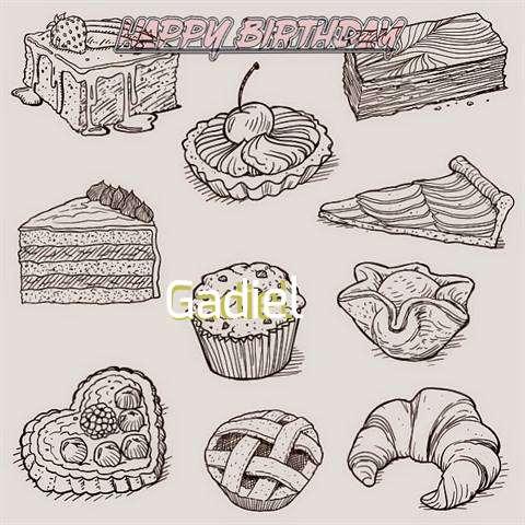 Happy Birthday to You Gadiel