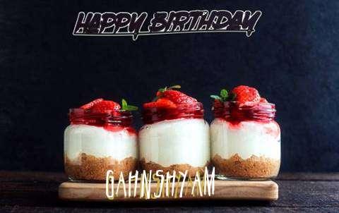 Wish Gahnshyam