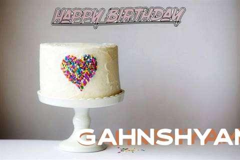 Gahnshyam Cakes