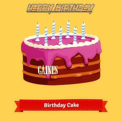 Wish Gaines