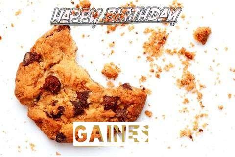Gaines Cakes