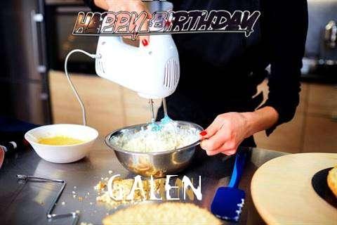 Happy Birthday Galen