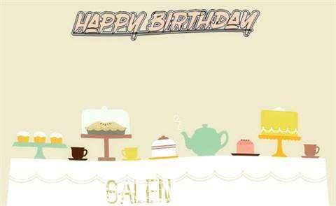 Galen Cakes