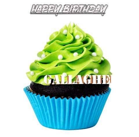 Happy Birthday Gallagher