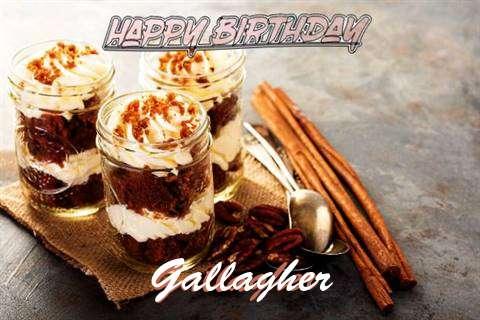 Gallagher Birthday Celebration