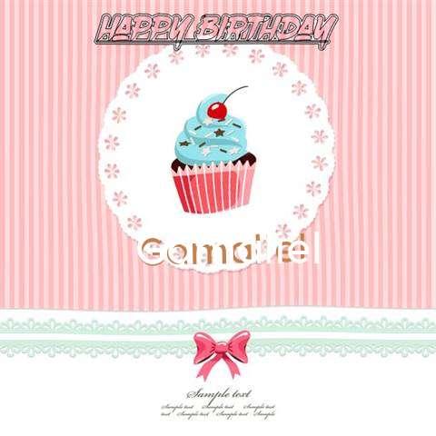 Happy Birthday to You Gamaliel