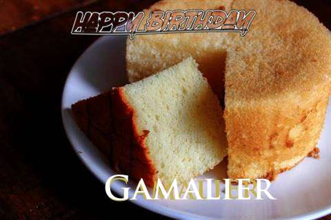 Happy Birthday to You Gamalier