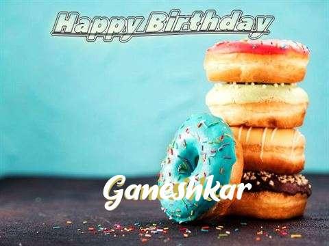Birthday Wishes with Images of Ganeshkar