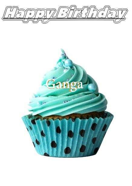 Happy Birthday to You Ganga