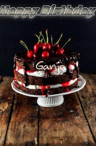 Happy Birthday Ganja