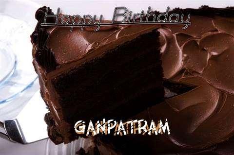 Birthday Wishes with Images of Ganpatram