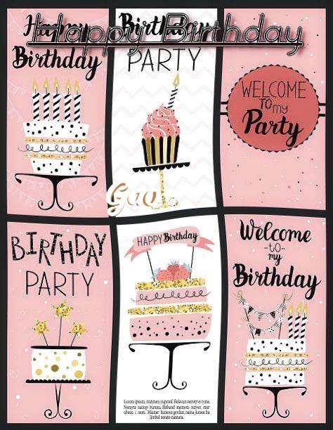 Happy Birthday to You Gao