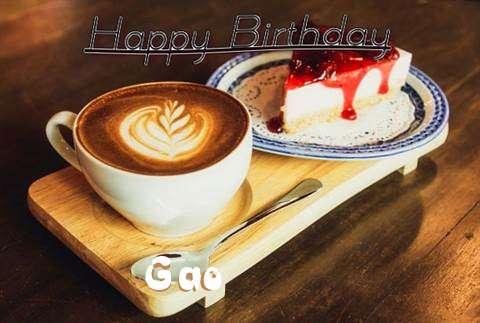 Gao Cakes