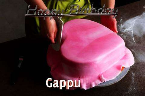 Happy Birthday Cake for Gappu