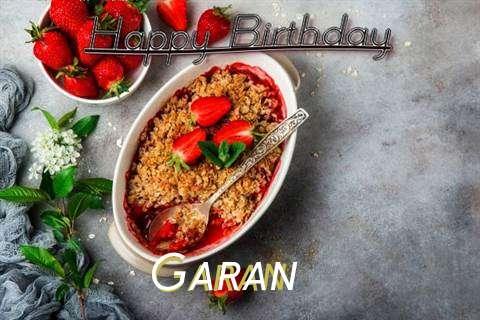 Birthday Images for Garan