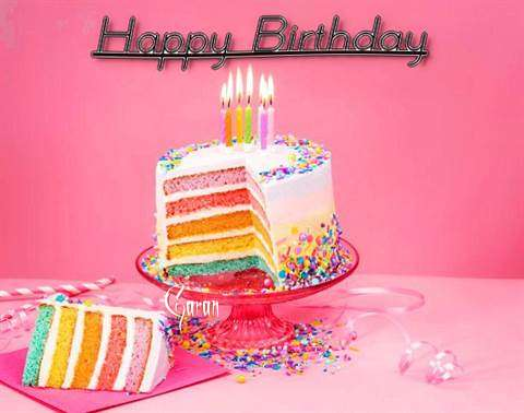 Garan Birthday Celebration