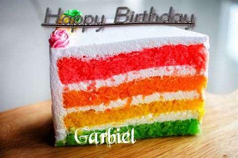 Happy Birthday Garbiel