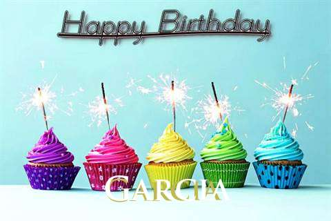Happy Birthday Garcia
