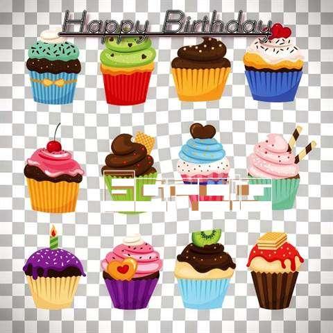 Happy Birthday Wishes for Garcia