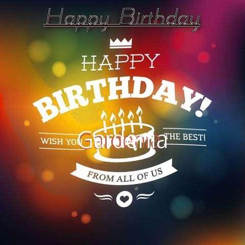 Gardenia Birthday Celebration