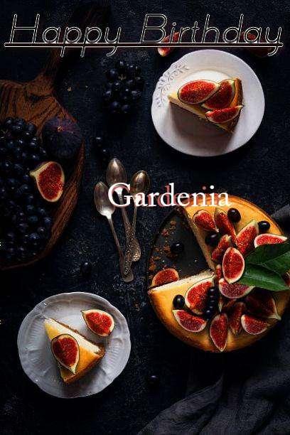 Gardenia Cakes